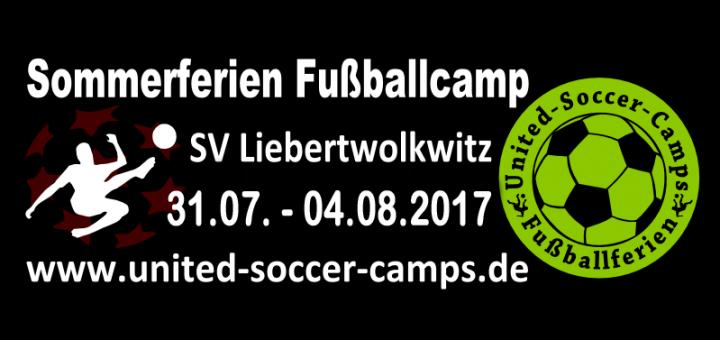 Fussballcamp 2017