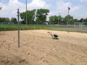 Beachplatzpflege 2017